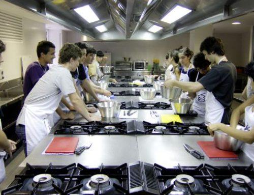 Vols aprendre a cuinar a l'estiu?