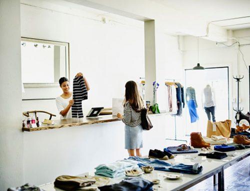 Es necessita dependenta per a botiga de roba amb experiència