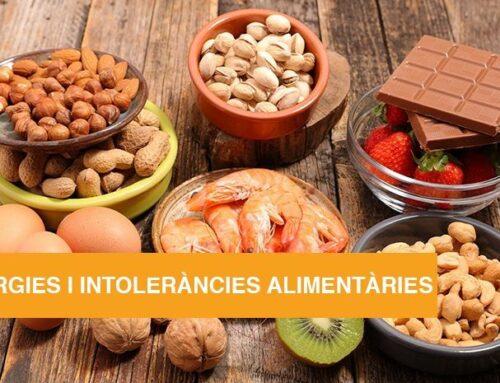 Curs d'AL·LÈRGIES I INTOLERÀNCIES ALIMENTÀRIES