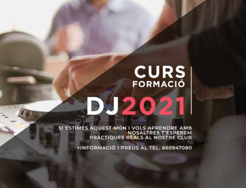 Curs de DJ a partir del gener a l'Escola Pons i a Les Noves Algues