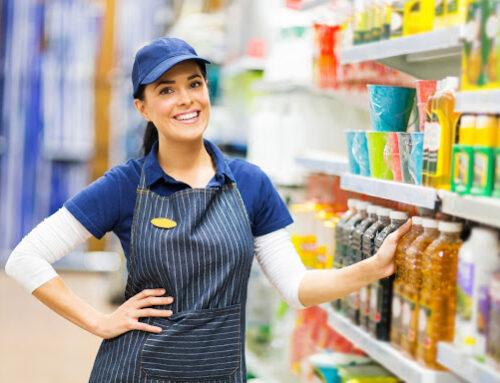 Vols treballar al sector del comerç? Comencem un curs d'Auxiliar de Comerç el 6 de maig